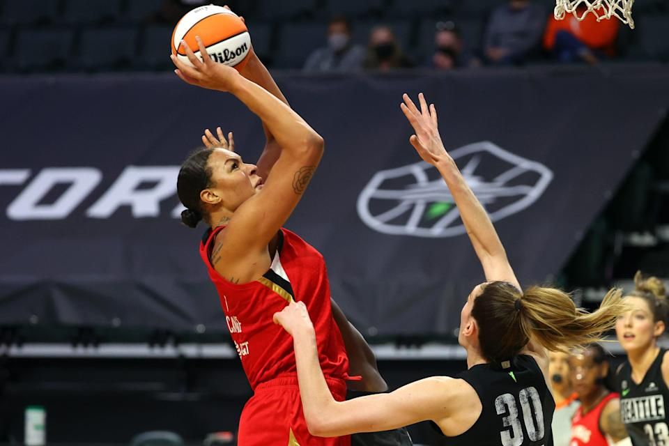 Liz Cambage has withdrawn from the Tokyo Olympics, where she was expected to be a key player for Australia.