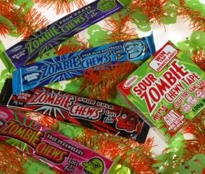 Halloween scare over lolly intake