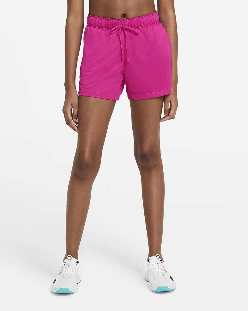 <p>Get moving in these fun <span>Nike Dri-FIT Attack Training Shorts</span> ($25).</p>