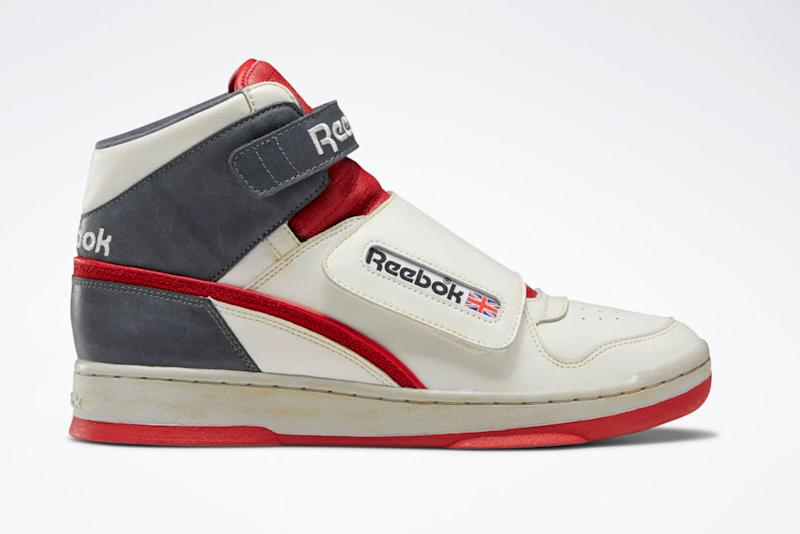 0646c62b6c93c Reebok s  Alien  Stompers Are Back for Its 40th Anniversary With New  Sneakers That Look Old