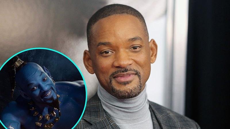 Will Smith Says He 'Felt Sexy' Playing the Genie in 'Aladdin' (Exclusive)
