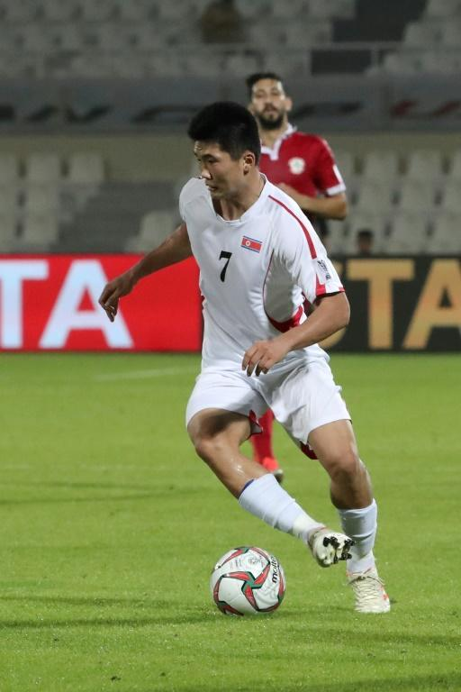 Recent Juventus signing Han Kwang Song will appear for North Korea (AFP Photo/Karim Sahib)
