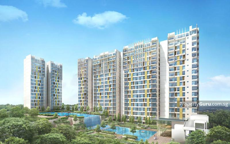 Parc Vera condo Sim Lian in District 19 will benefit once the Defu MRT station on the Cross Island Line is operational by 2029