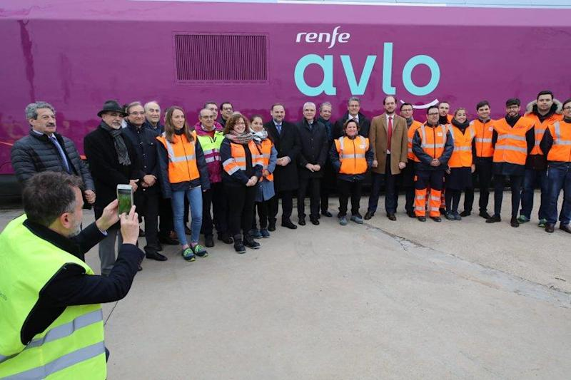 Cheap seats: the launch of Avlo: Renfe