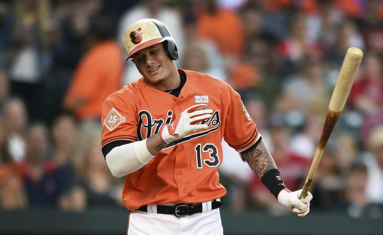 Manny Machado's sudden decline has been puzzling. (AP Photo)