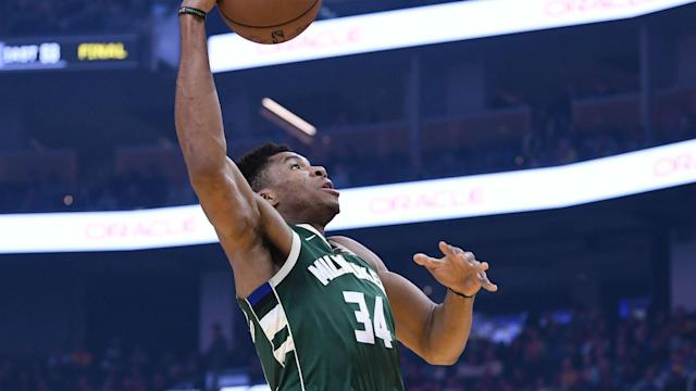The Golden State Warriors' woes continued against Milwaukee but Giannis Antetokounmpo feels that will change when Stephen Curry returns.