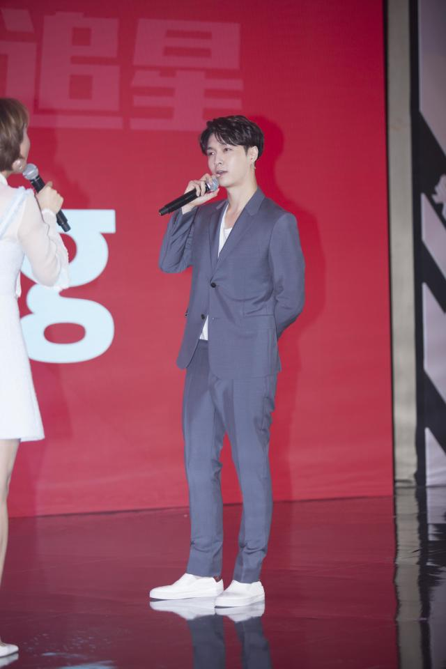 <p>EXO's Lay, or Zhang Yixing, will be the MC and the show's representative producer. (Photo: iQiyi, Ocean Butterflies Singapore)</p>