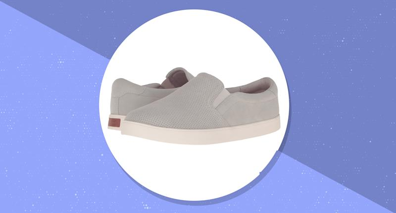 Say goodbye to foot pain and hello to comfort and style with these sneakers. (Photo: Zappos)