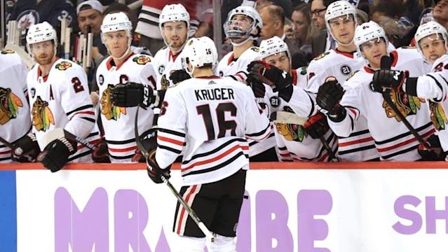 According to Forbes, the Blackhawks are the NHL's fourth-most valuable franchise and are worth