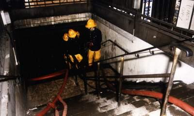 Safety Concerns As King's Cross Fire Is Marked