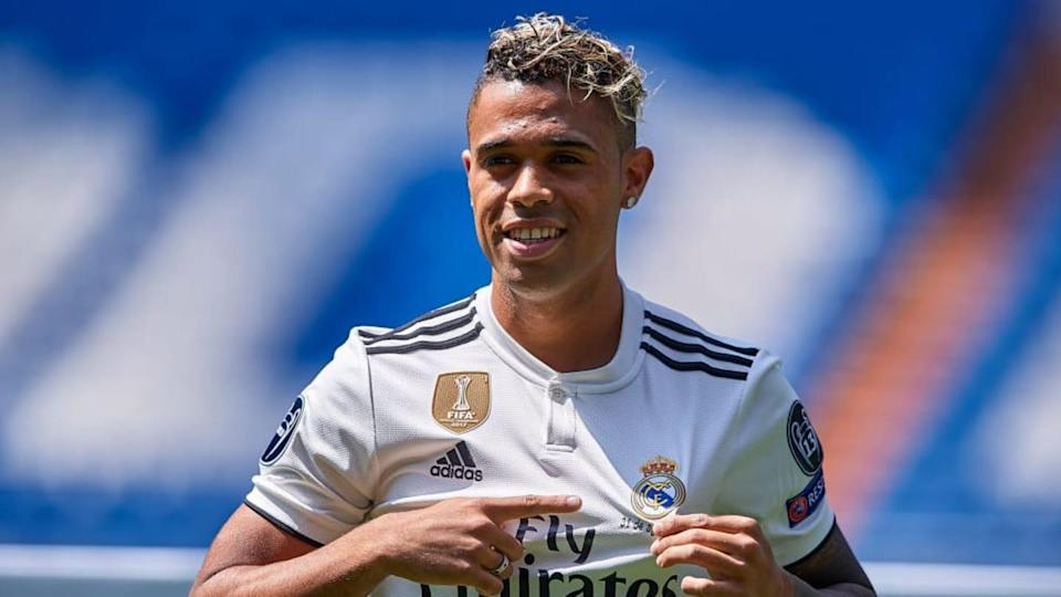 Real Madrid Unveil New Signing Mariano | Quality Sport Images/Getty Images