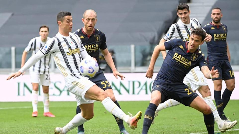 Radovanovic contro la Juventus | Stefano Guidi/Getty Images