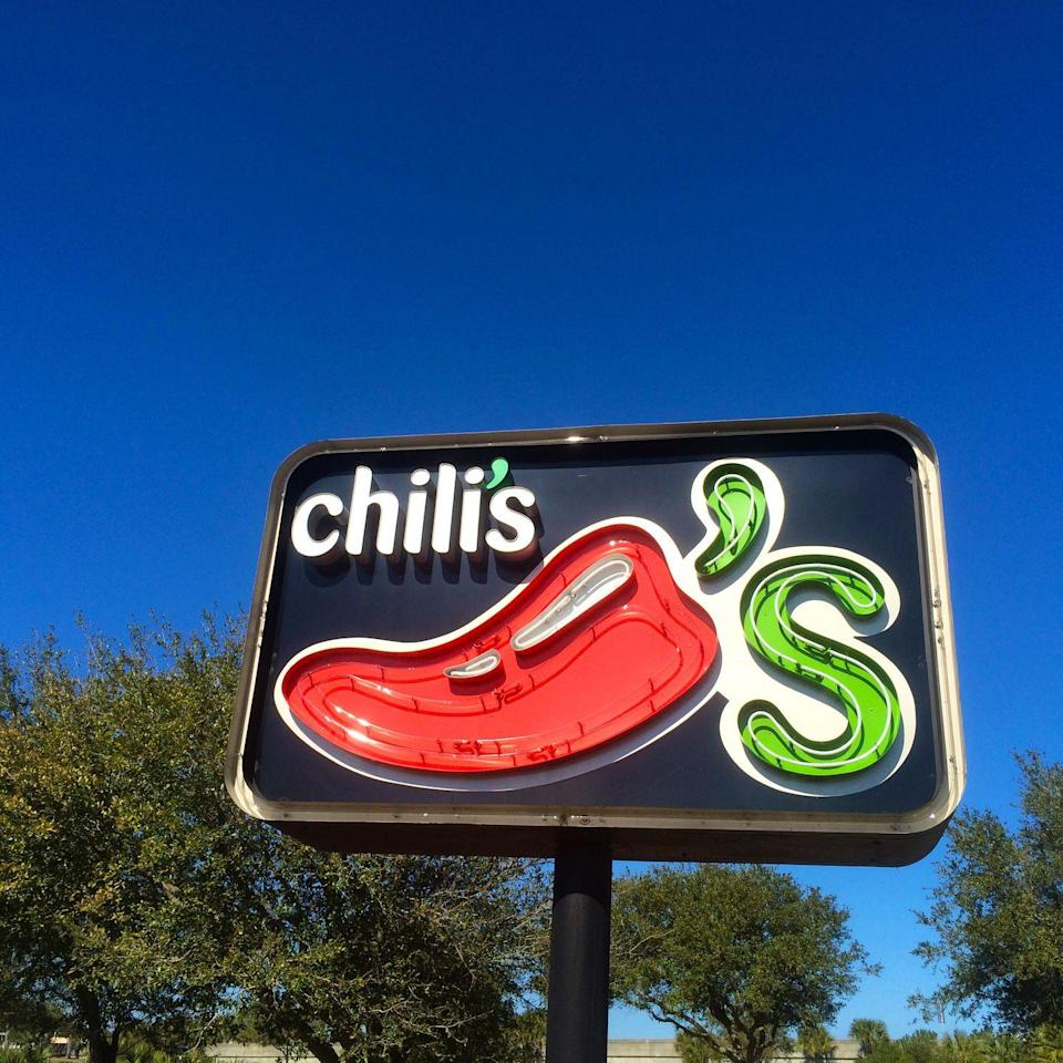<p>Most Chili's will be open regular hours on the first of the year. Will you feel god in them, though? TBD.</p>