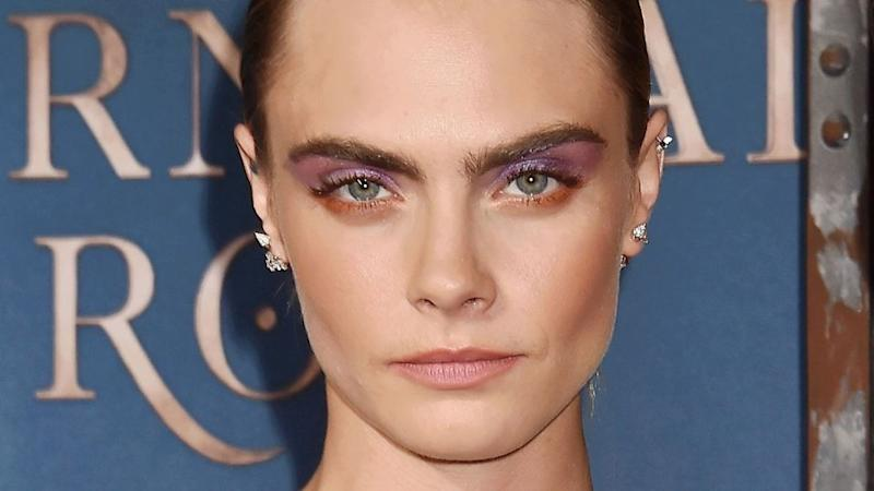 This Is the Most Unique Hairstyle We've Seen on Cara Delevingne