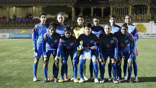 India are to host the U-17 Women's World Cup in 2021. Image: Twitter/@NerocaFC