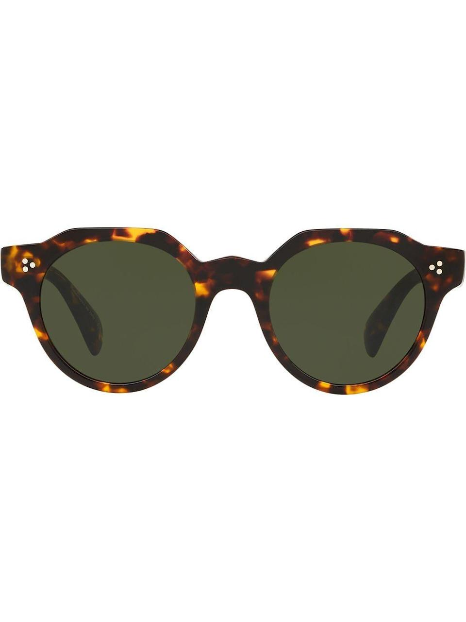 """<p><strong>Oliver Peoples</strong></p><p>farfetch.com</p><p><a href=""""https://go.redirectingat.com?id=74968X1596630&url=https%3A%2F%2Fwww.farfetch.com%2Fshopping%2Fmen%2Foliver-peoples-irven-sunglasses-item-14051413.aspx&sref=https%3A%2F%2Fwww.elle.com%2Ffashion%2Fshopping%2Fg36292145%2Fmothers-day-gifts-sale%2F"""" rel=""""nofollow noopener"""" target=""""_blank"""" data-ylk=""""slk:Shop Now"""" class=""""link rapid-noclick-resp"""">Shop Now</a></p><p><strong><del>$380</del> $190 (50% off)</strong></p><p>They say the best gifts are the ones you want for yourself.</p>"""
