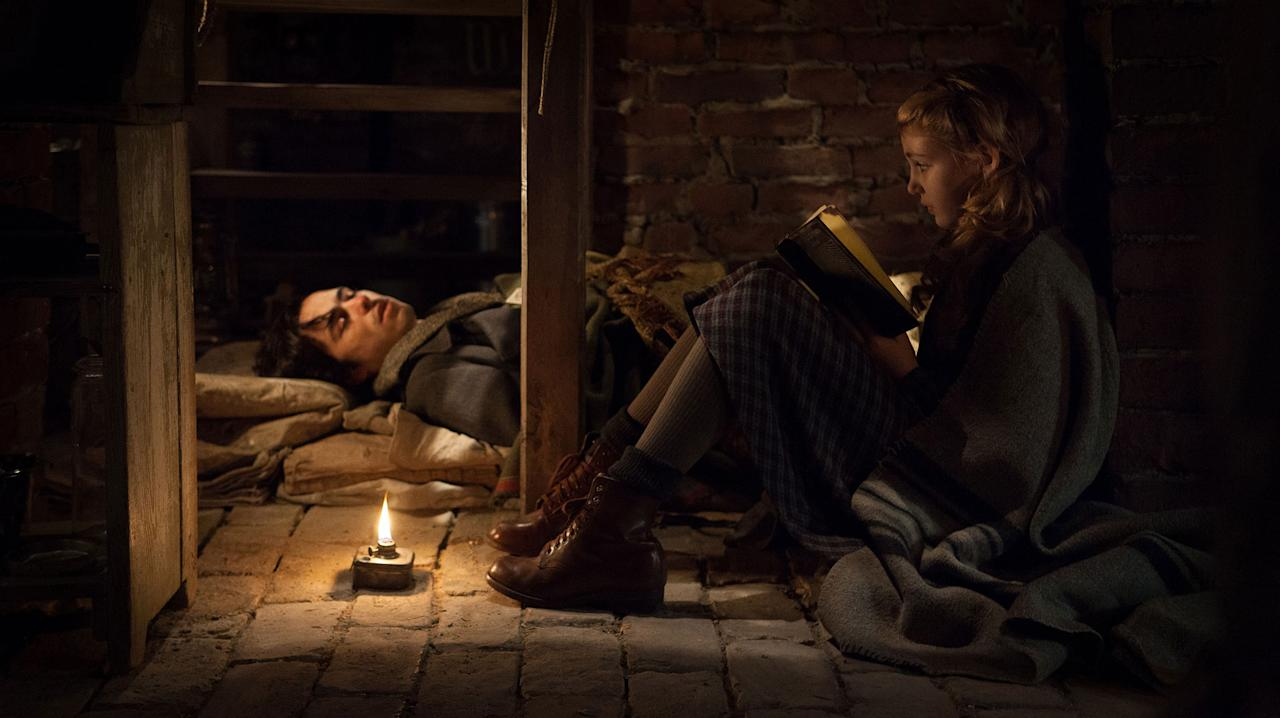 "Sophie Nélisse in 20th Century Fox's ""The Book Thief"" - 2013"