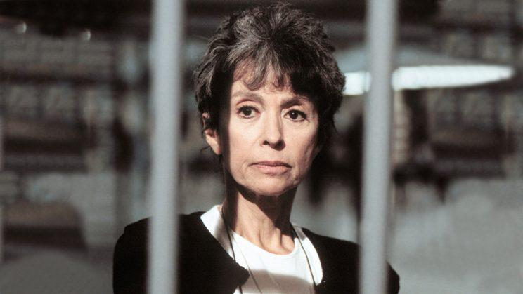 Rita Moreno as Sister Peter Marie Reimondo on HBO's OZ. (Credit: HBO)