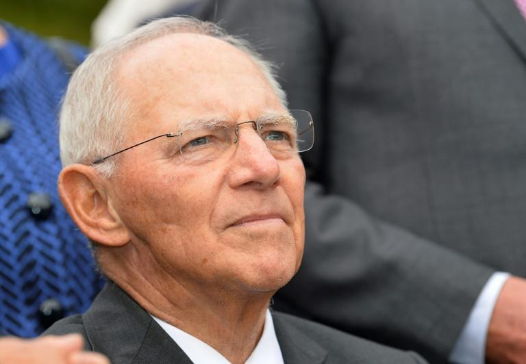 Feared and respected: Schaueble will leave his successor big shoes to fill