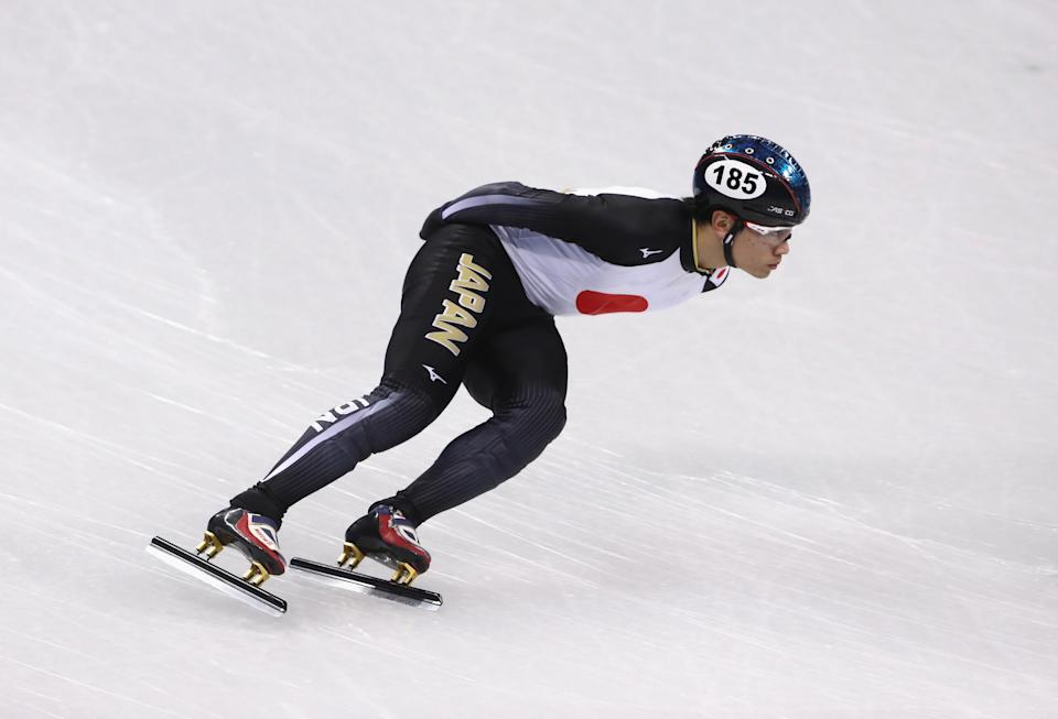 Kei Saito tested positive for doping on Tuesday and has left the Olympic Village.
