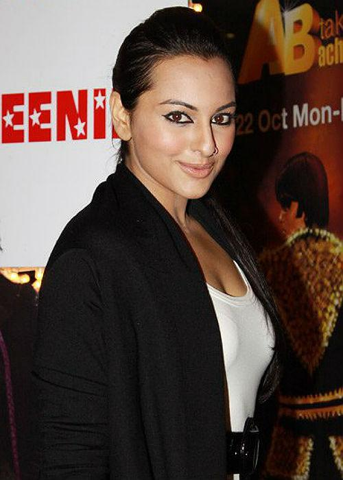 "Asked if she takes her family opinion before signing any film, Sonakshi said: ""I consult my whole family before signing a film because they have been in the industry for long, so it's the logical thing to do."""
