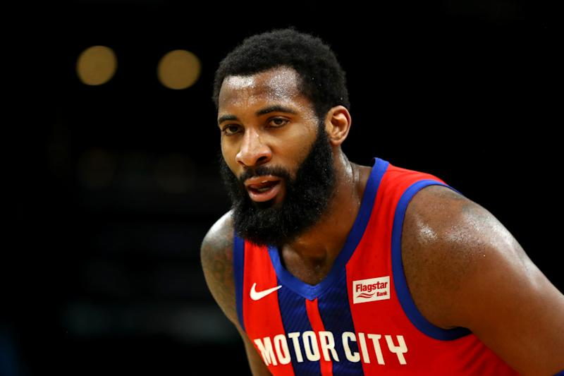 Though the Pistons are reportedly ready to trade him, center Andre Drummond doesn't want to leave Detroit.