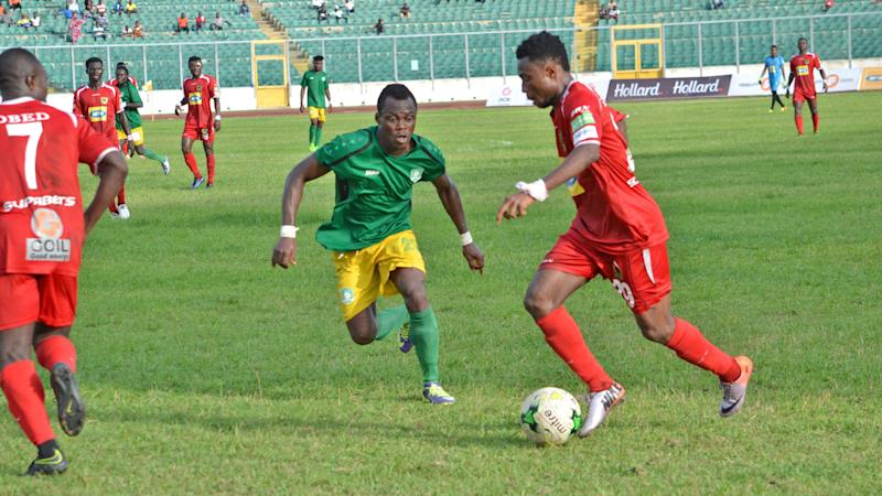 Ghana Premier League: Five highlights of the first round