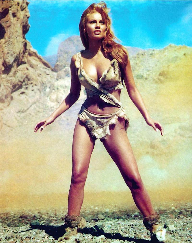 Can raquel welch body agree, very