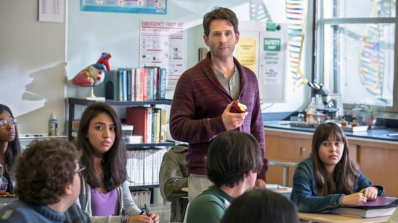 Take A Glimpse Into Glenn Howerton's 'AP Bio'
