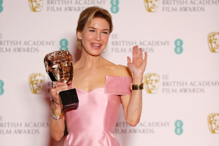 """Renee Zellweger won a bundle of awards for her performance in """"Judy,"""" including a Bafta for best lead actress"""
