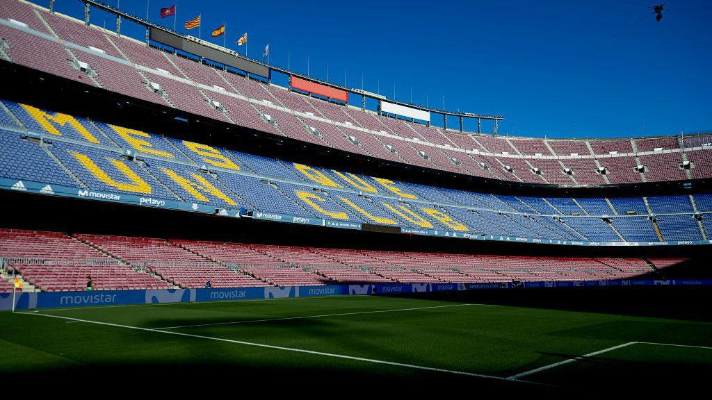 """Las Ramblas is just a 20-minute ride from the Camp Nou, and the Catalan club hosts Real Betis on Sunday. <img alt="""""""" border=""""0"""" width=""""1"""" height=""""1""""/>"""