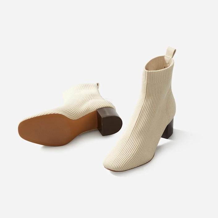Everlane The Glove Boot in ReKnit, gifts for her, best gifts for her