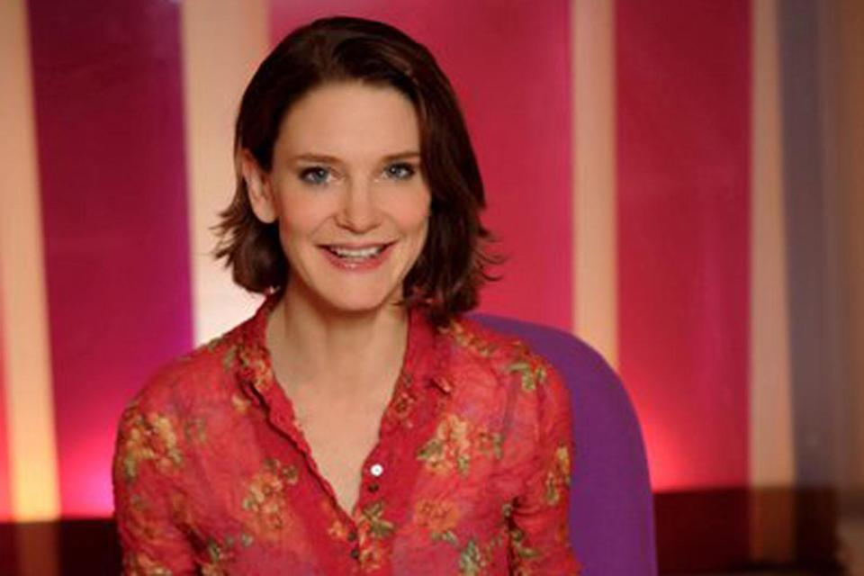 <p>Susie Dent word of the day was 'ingordigiousness'</p> (Twitter)