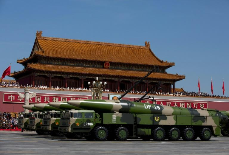 Beijing pillories Pentagon report on Chinese military ambitions