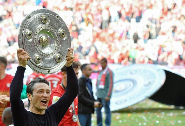 Niko Kovac led Bayern Munich to a Bundesliga and German Cup double last season