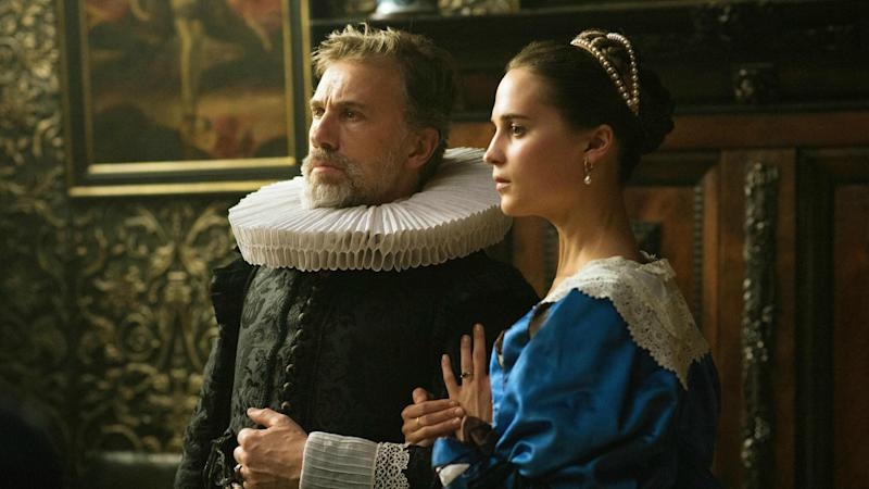 Tulip Fever author discusses the nightmare of making her movie with Harvey Weinstein (Credit: TWC)