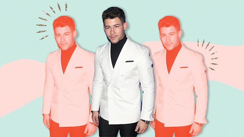 Nick Jonas On How To Tell A Guy You're No Sucker For His Scent: EXCLUSIVE