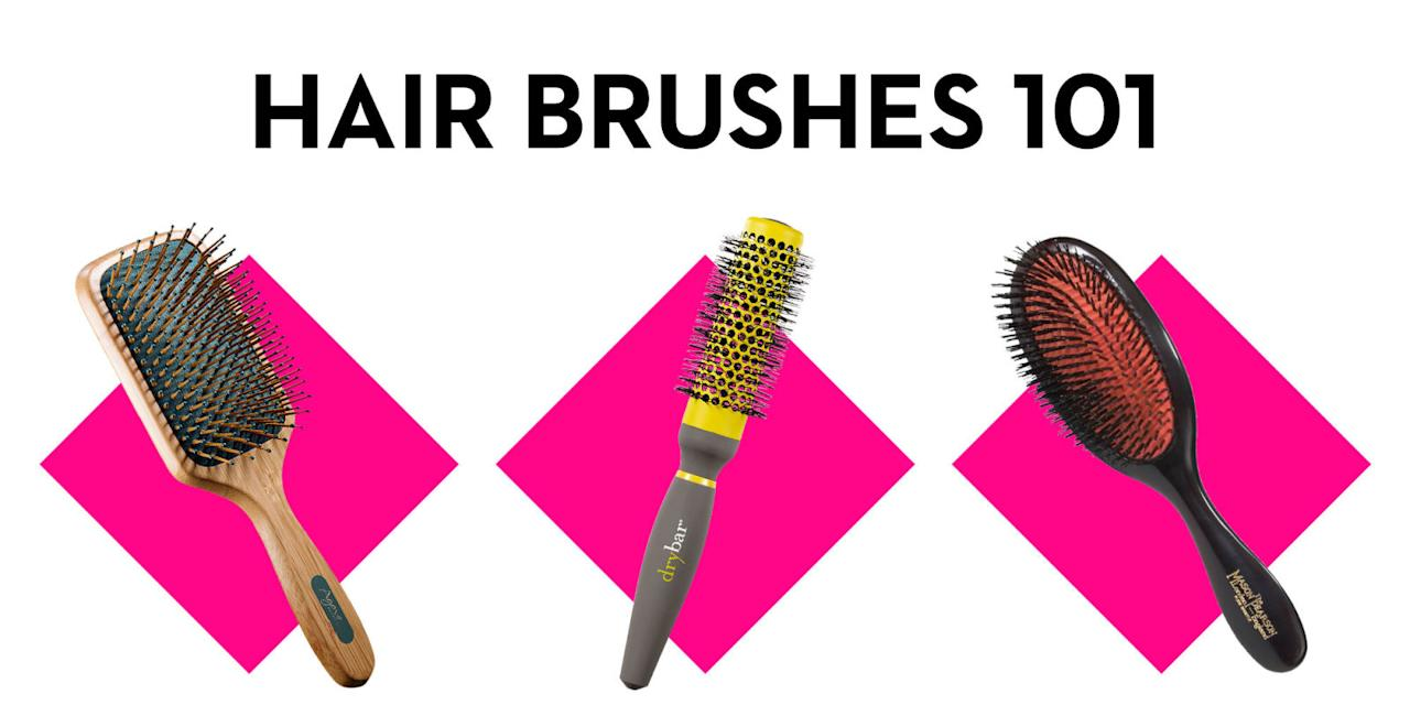"""<p>Navigating which hairbrushes you need can be confusing, but the right tools can make all the difference. We asked celebrity hairstylist at <a rel=""""nofollow"""" href=""""http://www.salonsck.com/"""">Salon SCK</a> and <a rel=""""nofollow"""" href=""""http://rowentabeauty.com/"""">Rowenta</a> brand ambassador <a rel=""""nofollow"""" href=""""https://instagram.com/devin_toth/"""">Devin Toth</a> to decode what each of these brushes and combs are really best for you. And once you have your collection in place, here's <a rel=""""nofollow"""" href=""""http://www.goodhousekeeping.com/beauty/hair/advice/a40904/how-to-clean-hair-brushes/"""">how to clean 'em all</a>.<span></span></p>"""