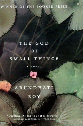 """""""The God of Small Things,"""" by Arundhati Roy"""