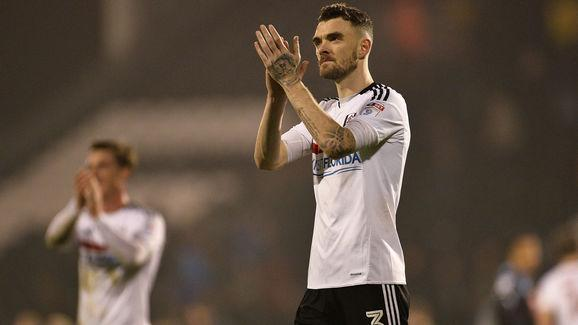 Fulham v Derby County - Sky Bet Championship.