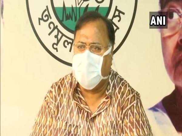 West Bengal Minister Partha Chatterjee during a press conference on Wednesday. (Photo/ANI)
