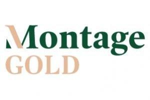 Montage Gold Corp. Logo (CNW Group/Montage Gold Corp)