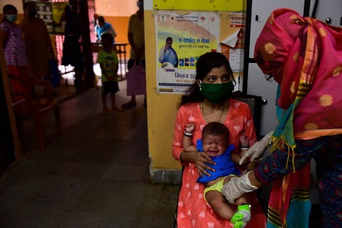 India immunisation programme is one of the largest in the world