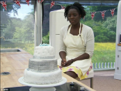 """<p>After the timer buzzes and the desserts are completed, it's time for the judging. However, contestants aren't privy to the judge's comments on their fellow competitors. Each baker must remain at their <a href=""""https://www.bbcgoodfood.com/content/backstage-bake-0"""" rel=""""nofollow noopener"""" target=""""_blank"""" data-ylk=""""slk:own individual station"""" class=""""link rapid-noclick-resp"""">own individual station</a>, which are scattered around the tent.</p>"""
