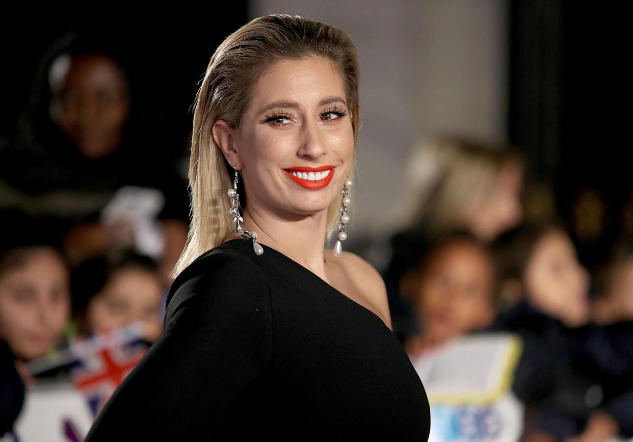 Stacey Solomon accidentally missed the NTAs. (Mike Marsland/WireImage)