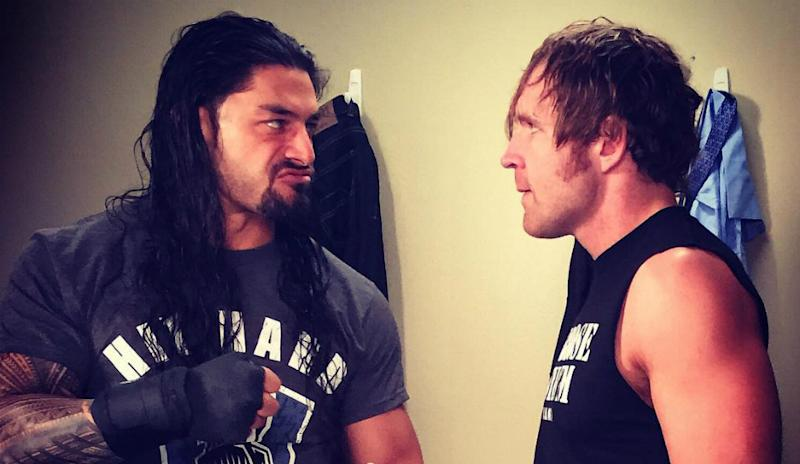Roman Reigns: Traded to SmackDown LIVE for Dean Ambrose?