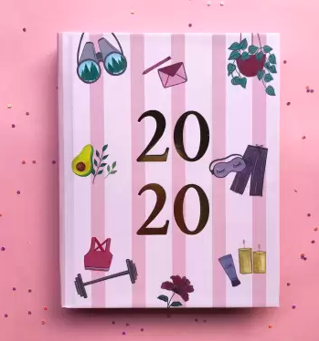 """<a href=""""https://fave.co/2QhgaGC"""">BUY HERE</a> This planner is perfect to organise your life on day to day basis. It comes with an added focus on Self Care."""