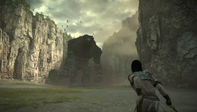 Shadow of the Colossus (PlayStation 4)