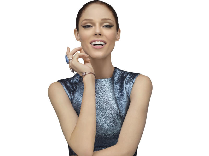 THE FACE -- Season: 1 -- Pictured: Coco Rocha