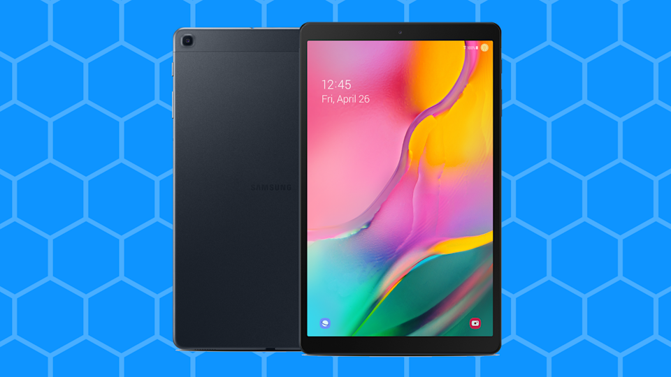 Save more than $50 on this Samsung Galaxy Tab A. (Photo: Amazon)